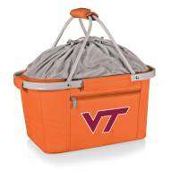 Virginia Tech Hokies Metro Picnic Basket