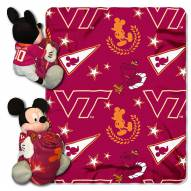 Virginia Tech Hokies Mickey Mouse Hugger