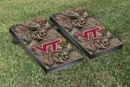 Virginia Tech Hokies Mossy Oak Cornhole Game Set