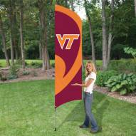 Virginia Tech Hokies NCAA Tall Team Flag