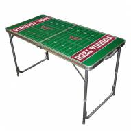 Virginia Tech Hokies Outdoor Folding Table