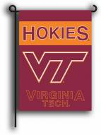 Virginia Tech Hokies Premium 2-Sided Garden Flag