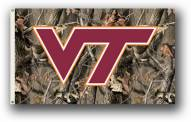 Virginia Tech Hokies Premium Realtree Camo 3' x 5' Flag