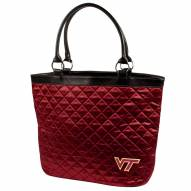 Virginia Tech Hokies Quilted Tote Bag