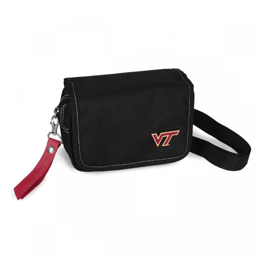 Virginia Tech Hokies Ribbon Waist Pack Purse