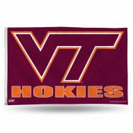 Virginia Tech Hokies 3' x 5' Banner Flag