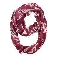 Virginia Tech Hokies Sheer Infinity Scarf