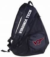 Virginia Tech Hokies Sideswipe Sling Backpack