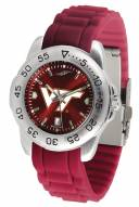 Virginia Tech Hokies Sport Silicone Men's Watch