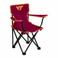 Virginia Tech Hokies Toddler Folding Chair