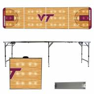 Virginia Tech Hokies Victory Folding Tailgate Table