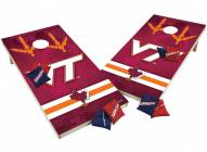 Virginia Tech Hokies XL Shields Cornhole Game