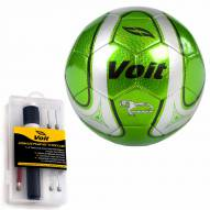 Voit Fenix Soccer Ball with Ultimate Inflating Kit