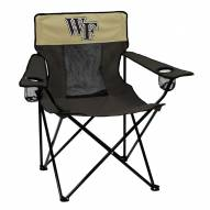 Wake Forest Demon Deacons Elite Tailgating Chair