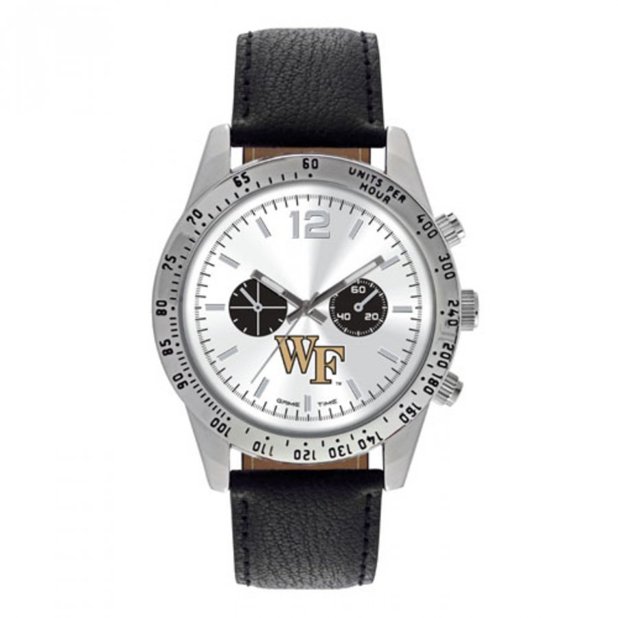 Wake Forest Demon Deacons Men's Letterman Watch
