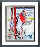 Washington Capitals Braden Holtby 2014-15 Action Framed Photo
