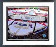 Washington Capitals Nationals Park 2015 Winter Classic Framed Photo