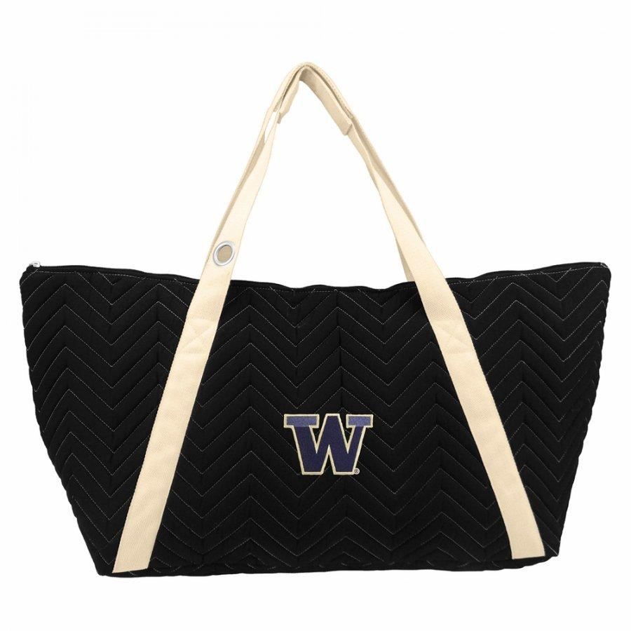 Washington Huskies Chevron Stitch Weekender Bag