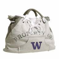 Washington Huskies Hoodie Tote Bag