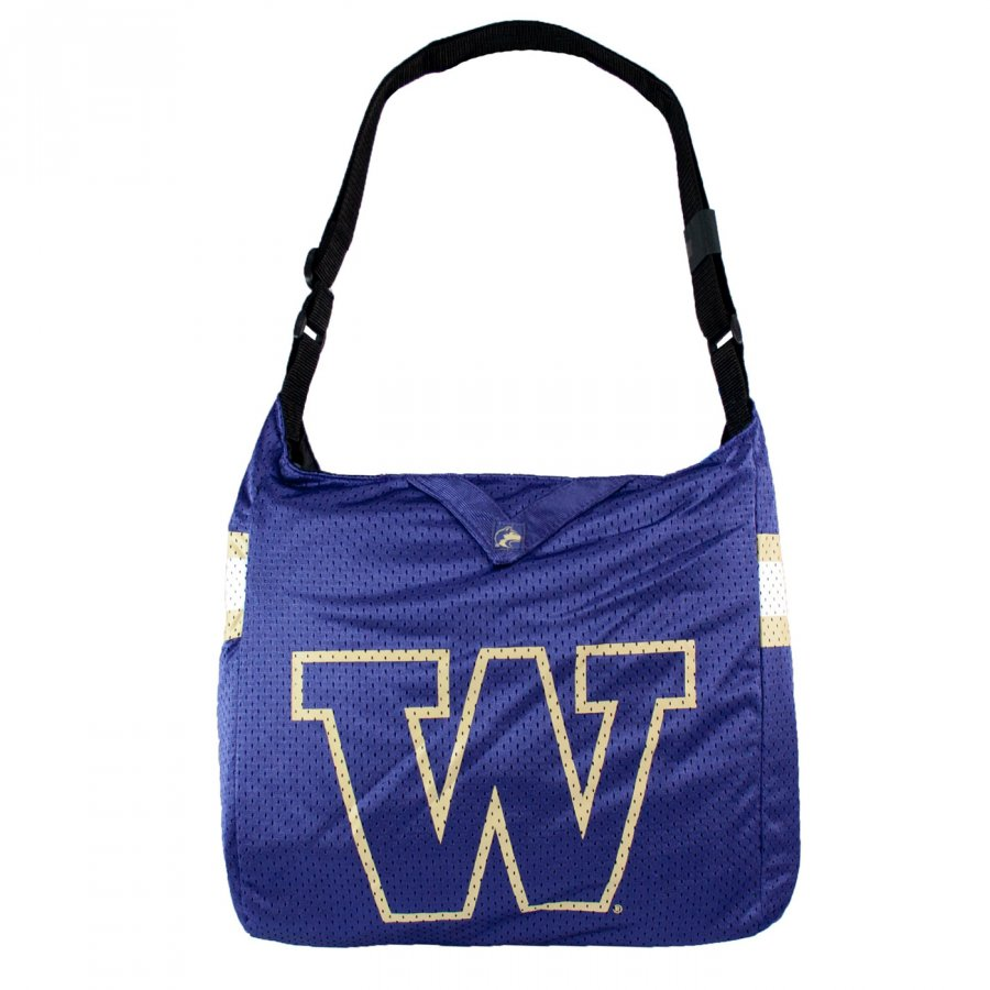 Washington Huskies NCAA Team Jersey Tote