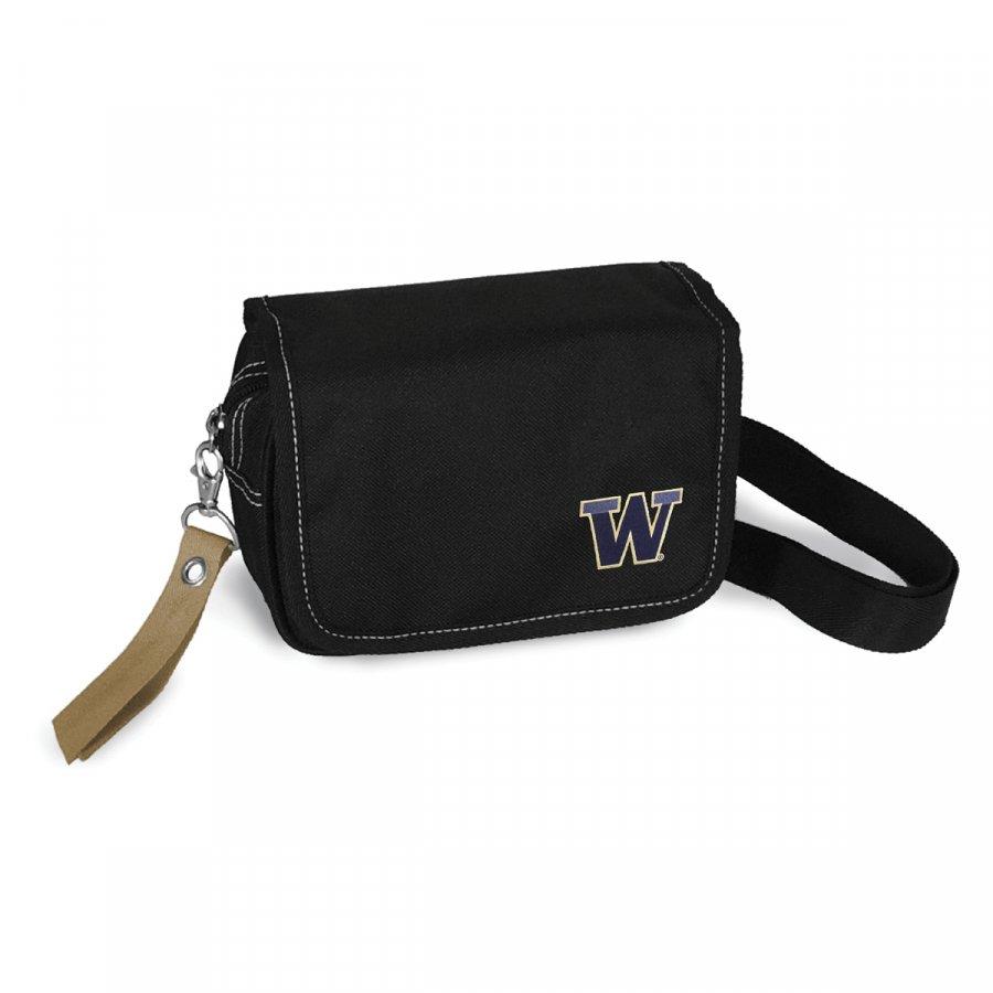 Washington Huskies Ribbon Waist Pack Purse