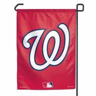 "Washington Nationals 11"" x 15"" Garden Flag"