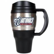 Washington Nationals 20 Oz. Travel Mug