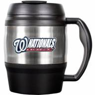 Washington Nationals 52 Oz. Stainless Steel Macho Travel Mug