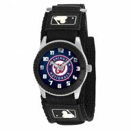 Washington Nationals Black Rookie Kids Watch