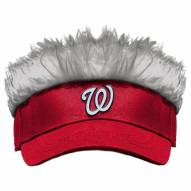Washington Nationals Flair Hair Visor