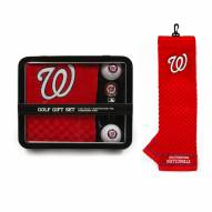 Washington Nationals Golf Gift Set