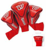 Washington Nationals Golf Headcovers - 3 Pack