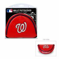 Washington Nationals Golf Mallet Putter Cover