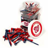 Washington Nationals 175 Golf Tee Jar