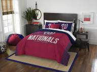 Washington Nationals Grand Slam Full/Queen Comforter Set