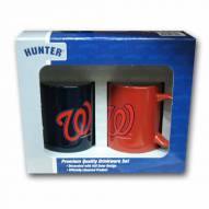 Washington Nationals Home & Away Coffee Mug