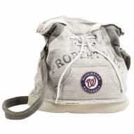 Washington Nationals Hoodie Duffle