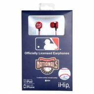 Washington Nationals iHip Earbuds