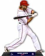 Washington Nationals Jayson Werth Standz Photo Sculpture