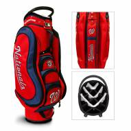 Washington Nationals Medalist Cart Golf Bag