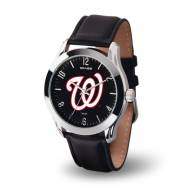Washington Nationals Men's Classic Watch