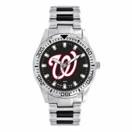 Washington Nationals Men's Heavy Hitter Watch