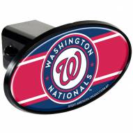 Washington Nationals MLB Trailer Hitch Cover