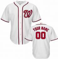 Washington Nationals Personalized Replica Home Baseball Jersey