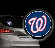 Washington Nationals Light Up Power Decal