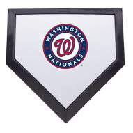 Washington Nationals Schutt MLB Mini Home Plate