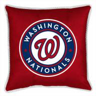 Washington Nationals Sidelines Pillow