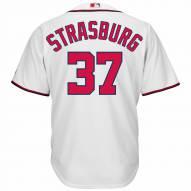 Washington Nationals Stephen Strasburg Replica Home Baseball Jersey