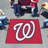 Washington Nationals Tailgate Mat