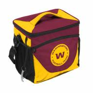 Washington Redskins 24 Can Cooler